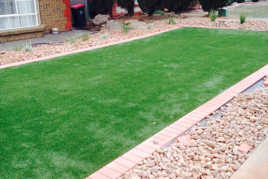 Artificial Turf Adelaide - front yard