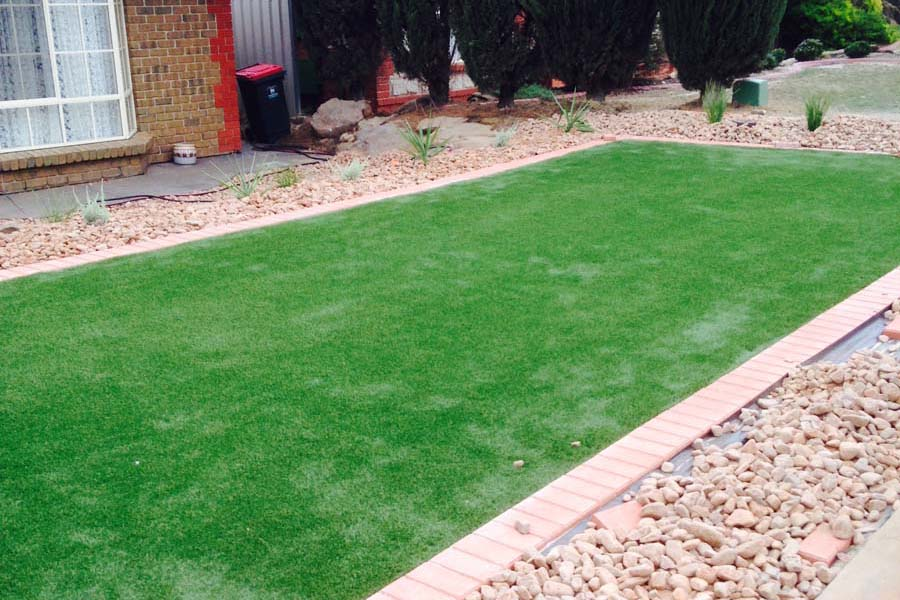 Artificial Turf Adelaide - back