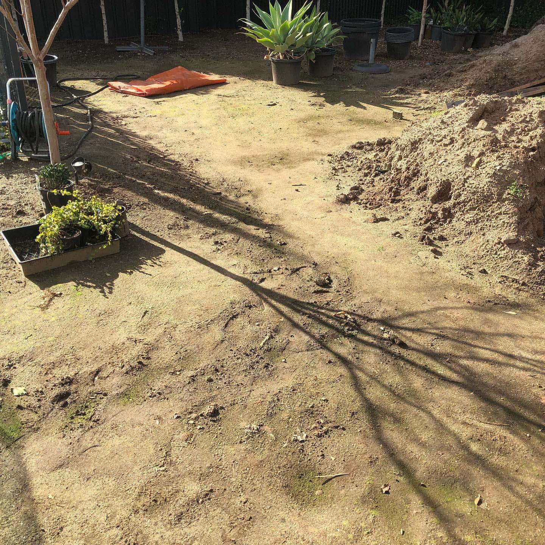 Toorak Gardens – A great result - Before