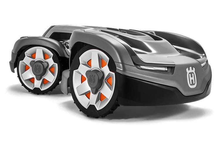Robotic Mowers - Husqvarna AutoMower