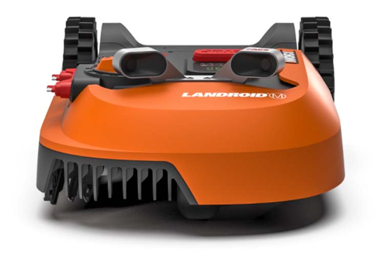 Robotic Mowers - Landroid