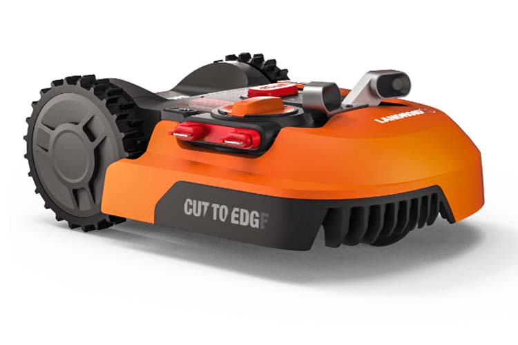 Robotic Mowers - Worx Landroid